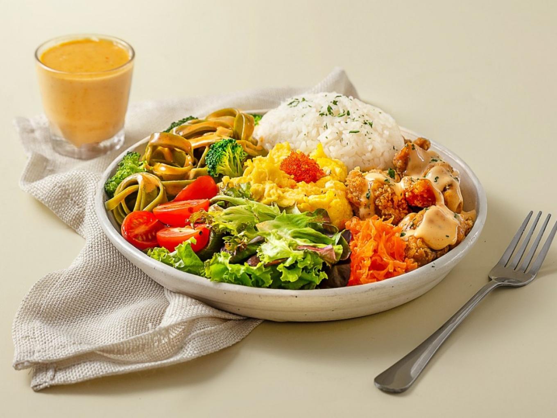 Vegetable Combo Rice
