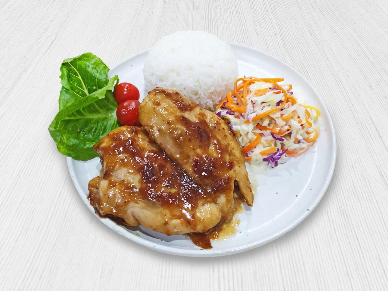 Ayam Panggang Marinasi Wijen Sangrai