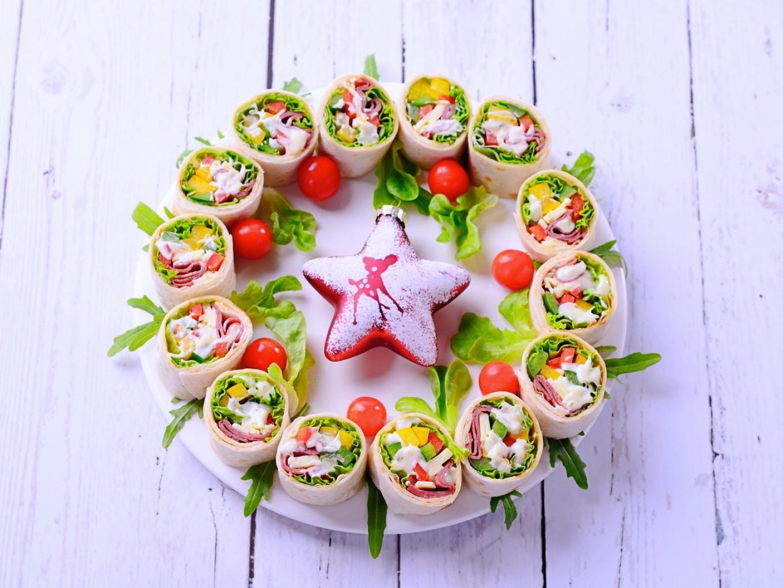 Tortilla Roll