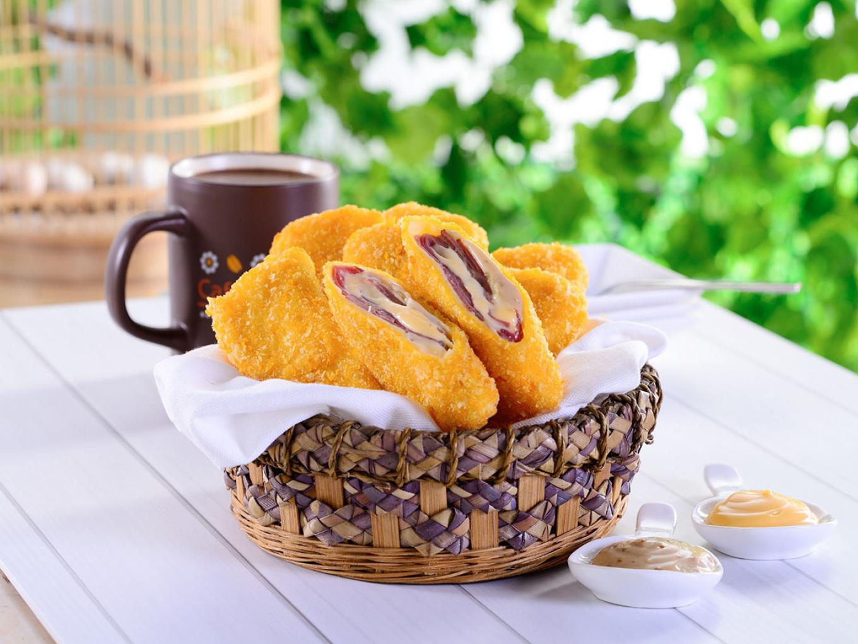 Mayonnaise Rissoles