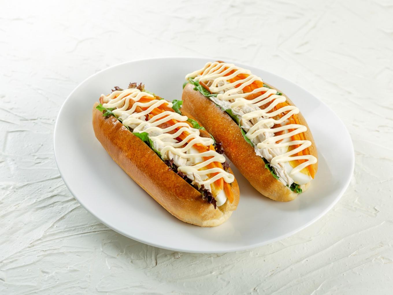 Coppepan Sandwich
