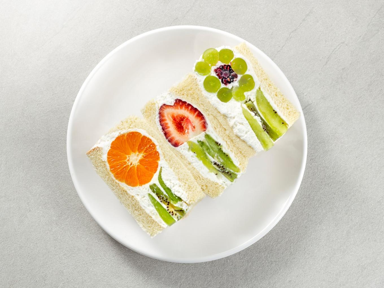 Fruit Mayo Sandwich