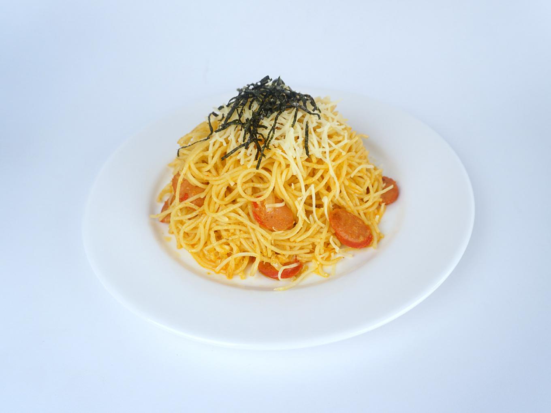 Melted Mentai Mayo Spaghetti
